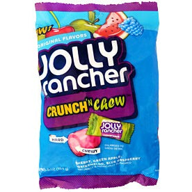 Jolly Rancher Crunch 'n' Chew (6.5oz bag) - A Taste of the States