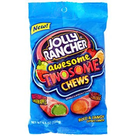 Jolly Rancher Awesome Twosome Chews (6.5oz) - A Taste of the States