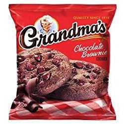 Frito-Lay Grandma's Cookies Chocolate Brownie 2.5oz - A Taste of the States