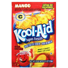 KOOL-AID Mango - A Taste of the States