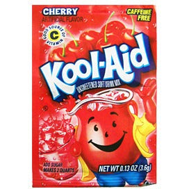 KOOL-AID Cherry - A Taste of the States
