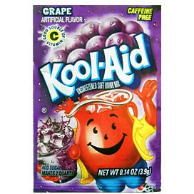 KOOL-AID Grape - A Taste of the States