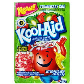 KOOL-AID Strawberry Kiwi - A Taste of the States