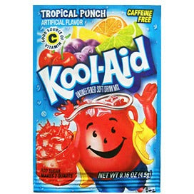 KOOL-AID Tropical Punch - A Taste of the States