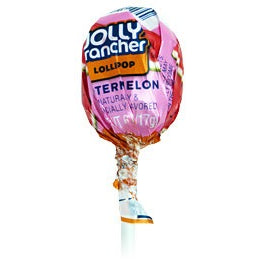 Jolly Rancher Watermelon Lollipop (20g) - A Taste of the States