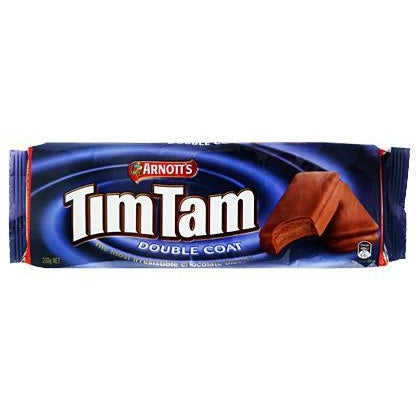 Arnott's Tim Tam Double Coated (200g) - A Taste of the States