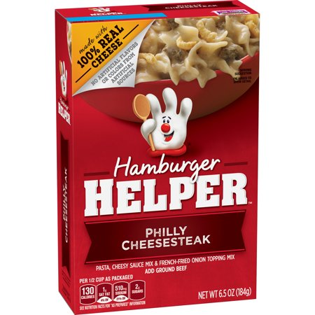 Hamburger Helper: Philly Cheesesteak (5.5oz) - A Taste of the States