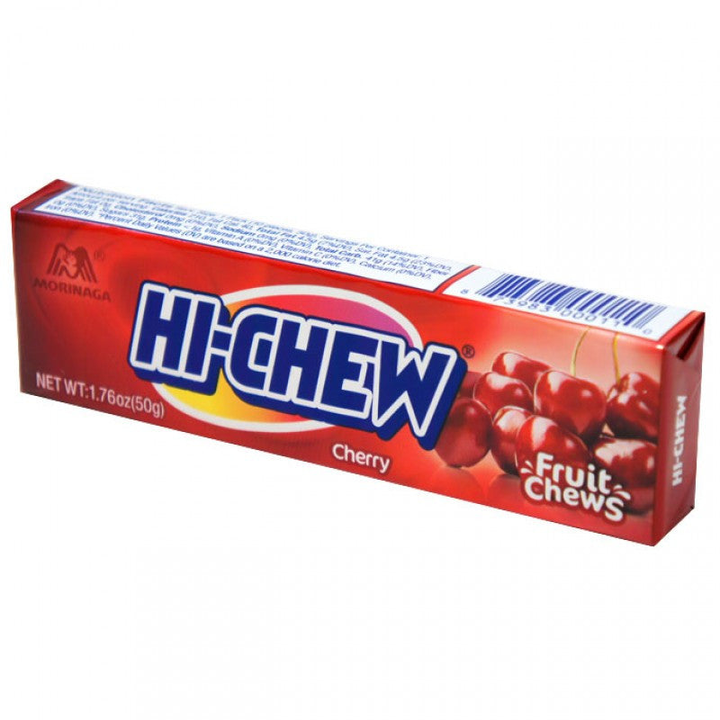 Hi-Chew Fruit Chews -  Cherry (50g) - A Taste of the States
