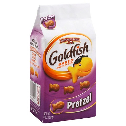 Goldfish Crackers Pretzel (6.6oz) - A Taste of the States