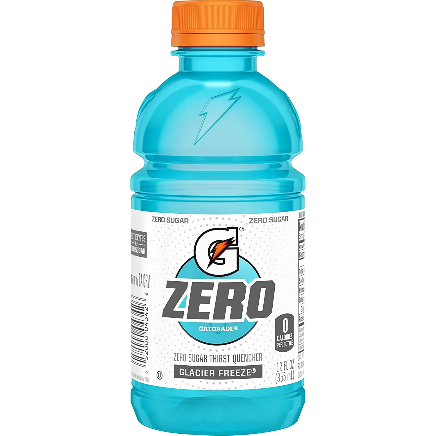 Gatorade Zero: Glacier Freeze (12oz)