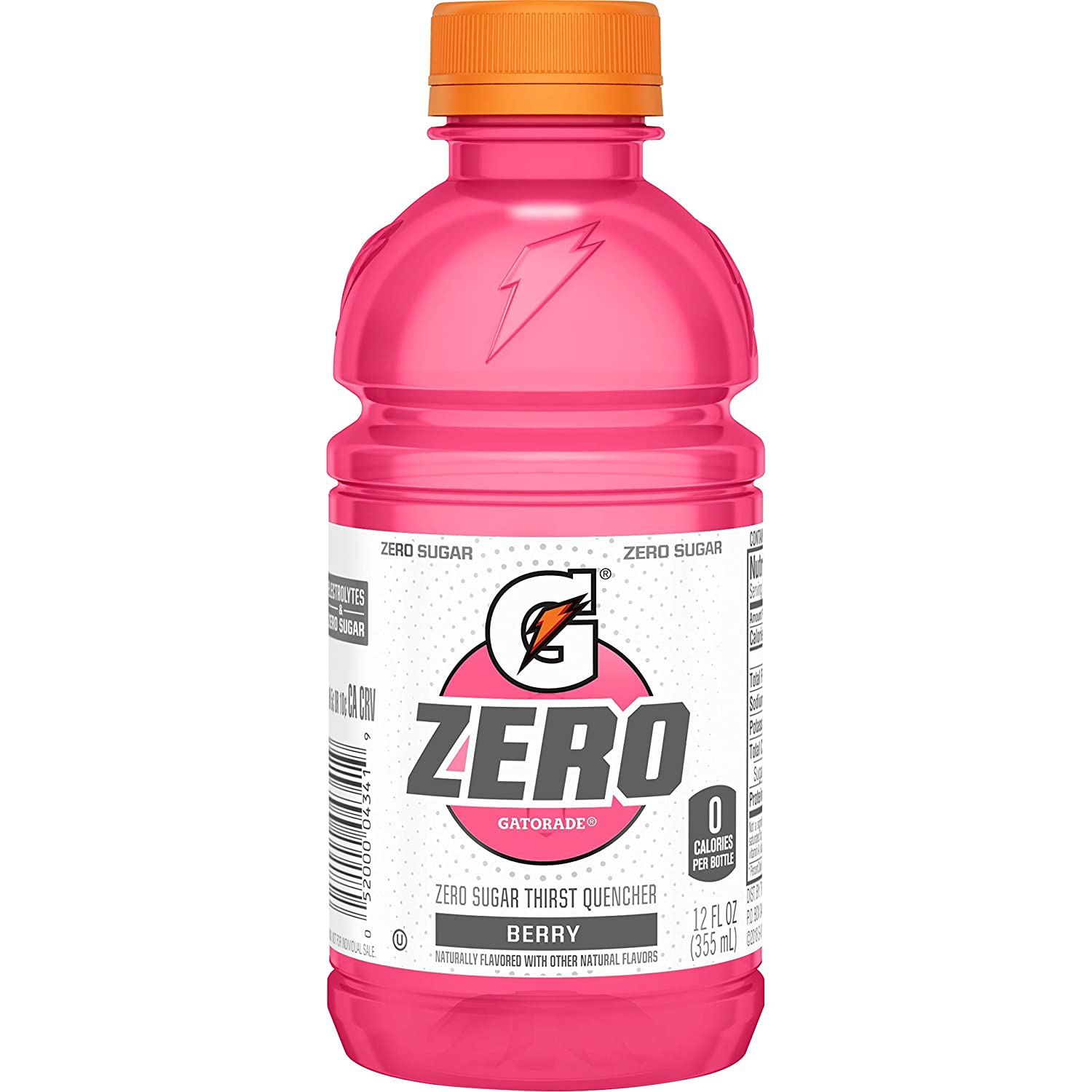 Gatorade Zero: Berry (12oz)
