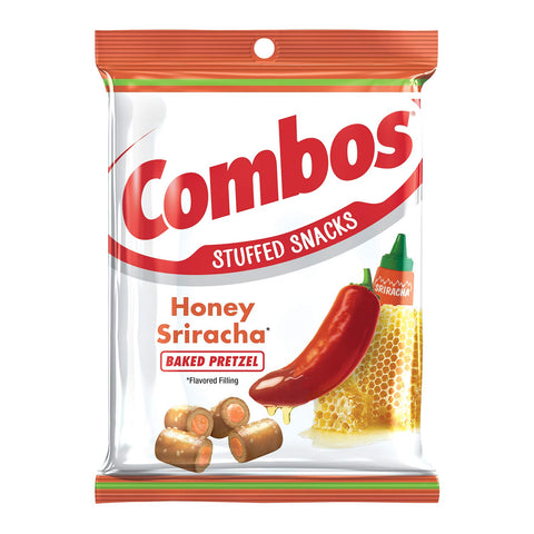 Combos Honey Sriracha Baked Pretzels (6.3oz) - A Taste of the States