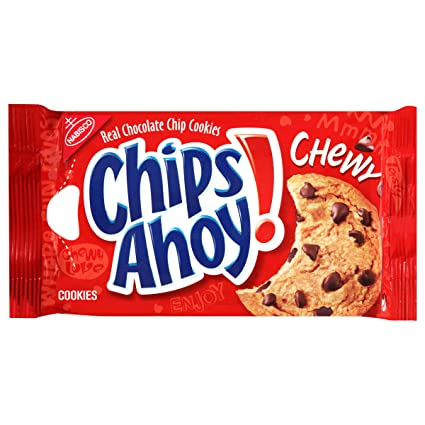 Chips Ahoy! CHEWY Choc Chip Cookies (13oz)