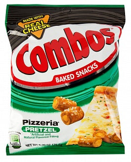 Combos Pizzeria Pretzel (6.3oz Large Bag)