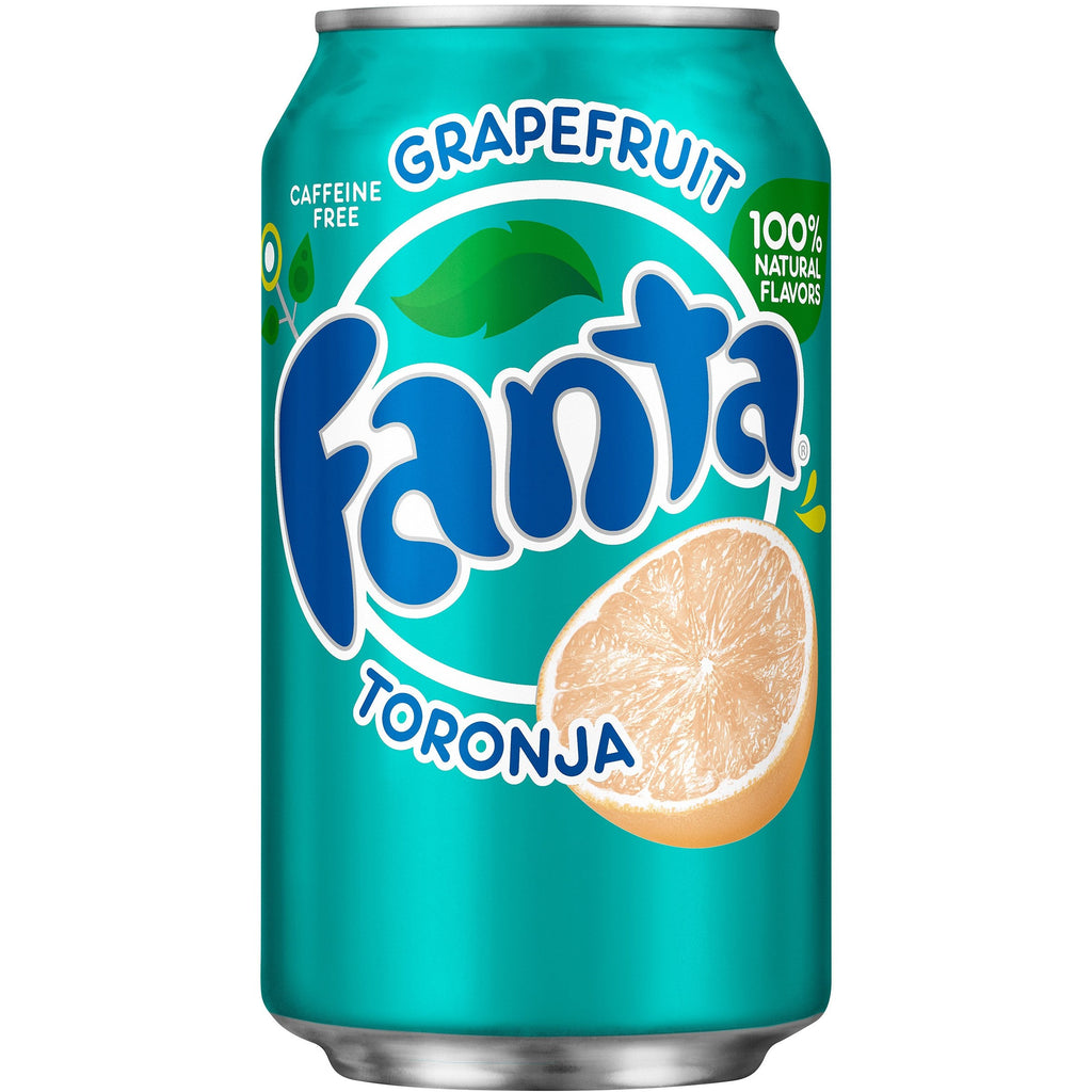 Fanta Grapefruit (12fl.oz) - A Taste of the States