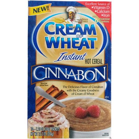 Cream of Wheat Cinnabon®: Instant Hot Cereal (12.3oz)