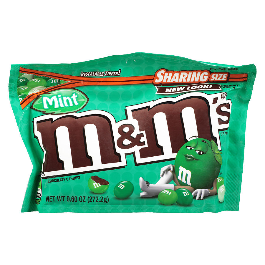M&M's Dark Mint XL Sharing Pouch (9.6oz)