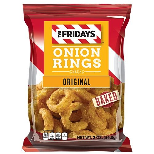 TGI Fridays Onion Rings (2.75oz) - A Taste of the States