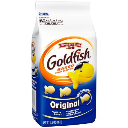 Goldfish Crackers Original Saltine (6.6oz) - A Taste of the States