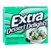 Extra Desserts Gum: Mint Choc Chip (15stick) - A Taste of the States