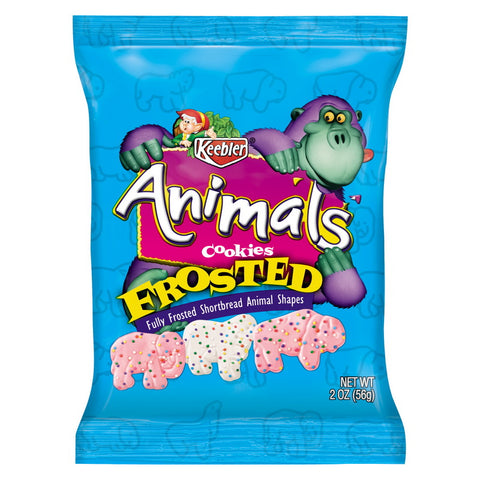 Keebler Frosted Animal Cookies (2oz)
