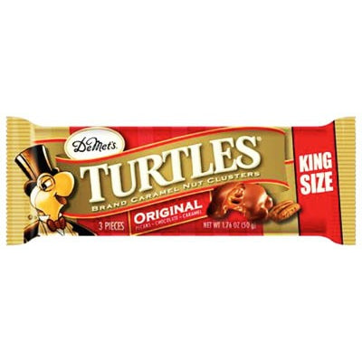 DeMet's Turtles King Size (50g) - A Taste of the States