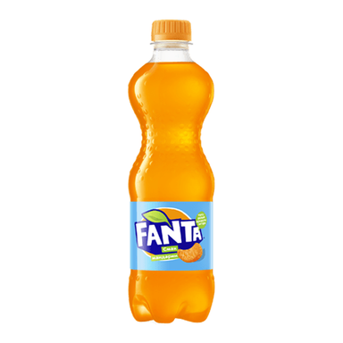 Fanta Mandarin (500ml) - A Taste of the States