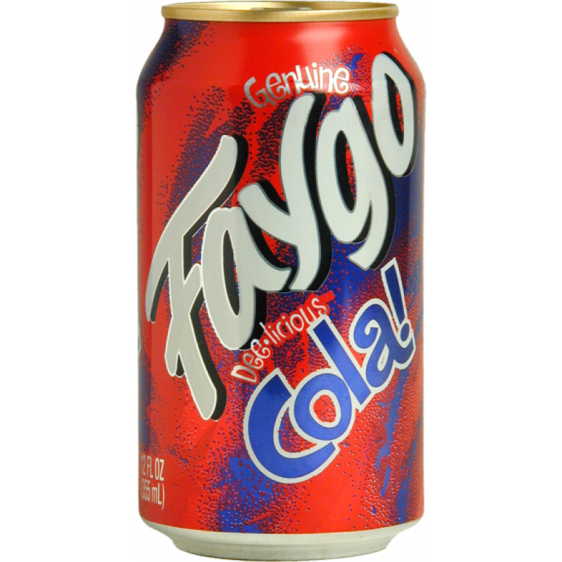Faygo Cola (12fl.oz) - A Taste of the States