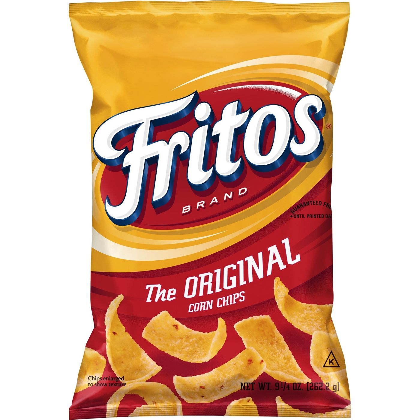 Fritos Original Corn Chips (XL 11oz bag) - A Taste of the States