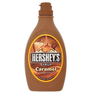 Hershey's Caramel Syrup 22oz (623g) - A Taste of the States
