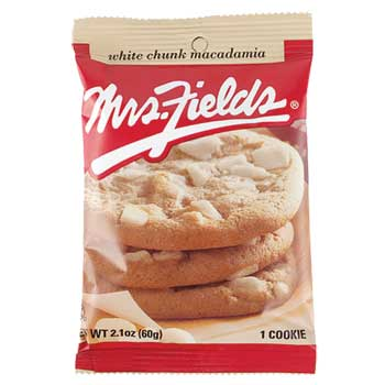 Mrs. Fields White Chunk Macadamia Cookie (2.1oz)