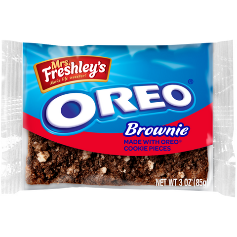 Mrs. Freshley's Oreo Brownie (3oz)