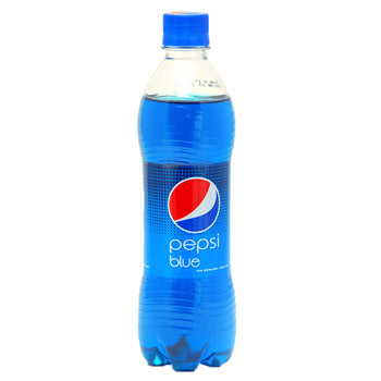 Pepsi Blue (450ml) - A Taste of the States