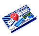 Airheads Gum: Blue Raspberry (14pcs) - A Taste of the States