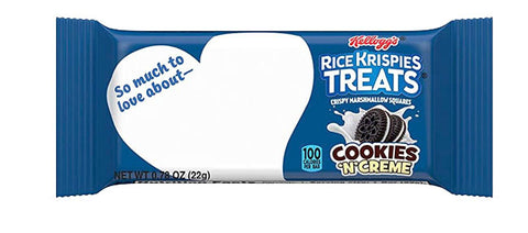 Kellogg's® Rice Krispies Treats® Cookies 'n Creme (1 Bar)