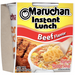 Maruchan Instant Lunch - Beef Ramen Noodles (2.25oz) - A Taste of the States