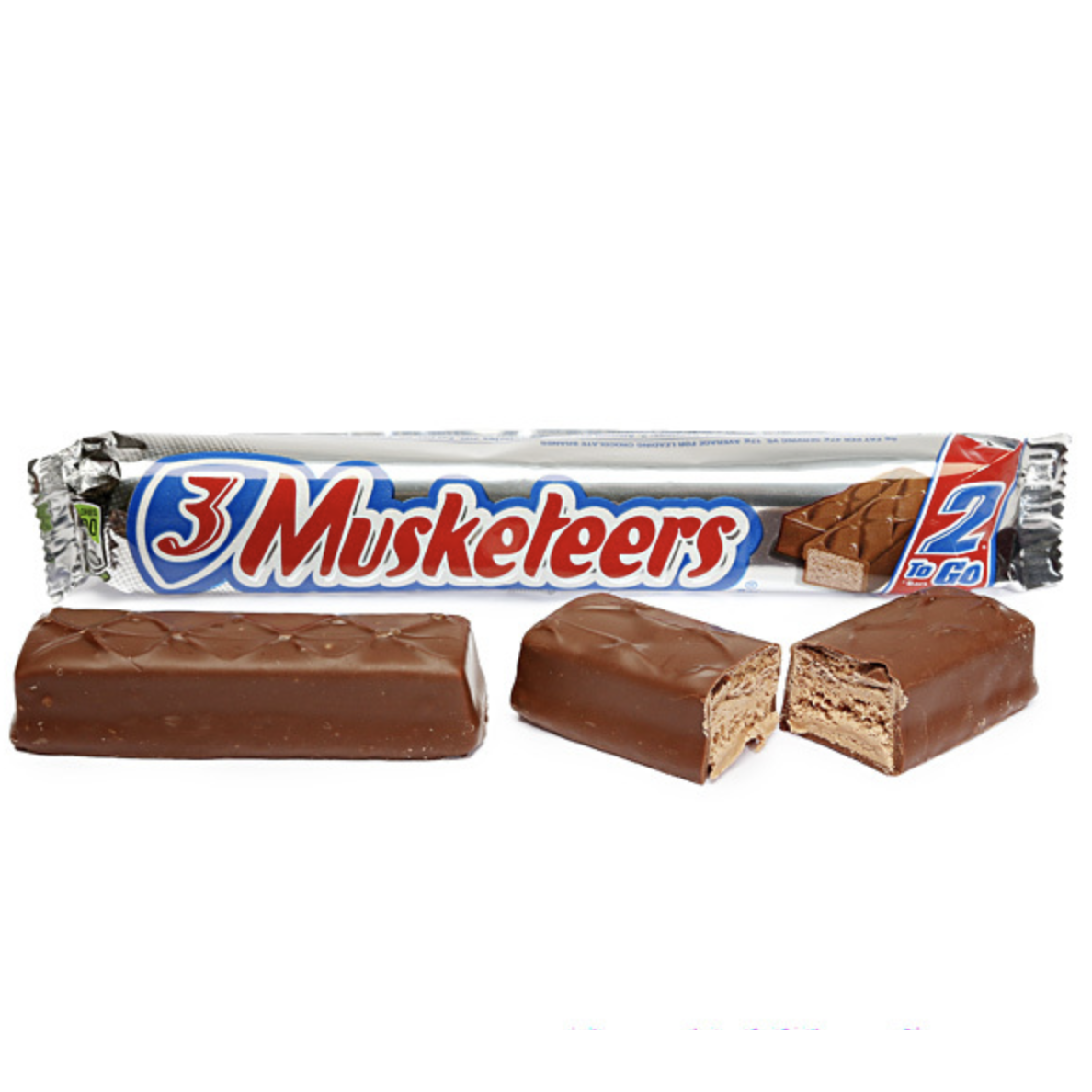 3 Musketeers Bar (King Size) (3.28oz) - A Taste of the States