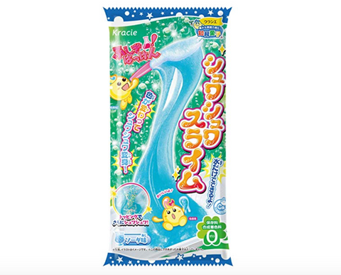 Kracie DIY: Shuwa Shuwa Slime Soda Candy (20g) - A Taste of the States