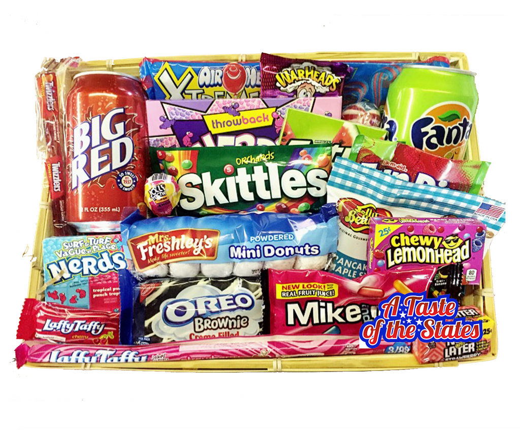 Luxury American Candy Hamper (Large)