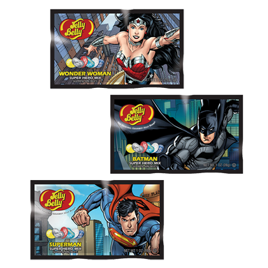 Jelly Belly Superhero Justice League Beans (1oz) - A Taste of the States