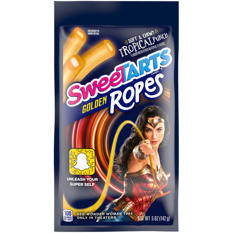 SweeTarts Golden Ropes Tropical Punch (5oz)
