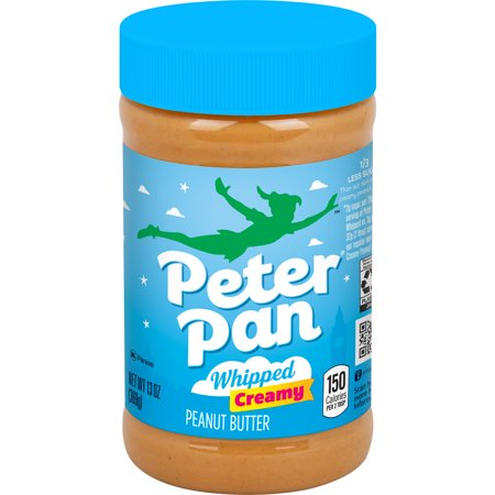 Peter Pan Creamy Whipped Peanut Butter (369g)