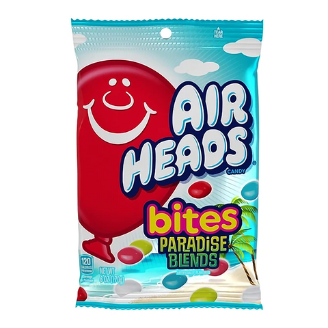 Airheads Bites: Paradise Blends (6oz Peg Bag)