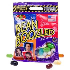 Jelly Belly Bean Boozled 1.9oz - A Taste of the States