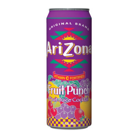 Arizona Fruit Punch (XL 23oz can) - A Taste of the States
