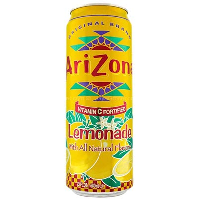 Arizona Original Lemonade (XL 23oz Can) - A Taste of the States