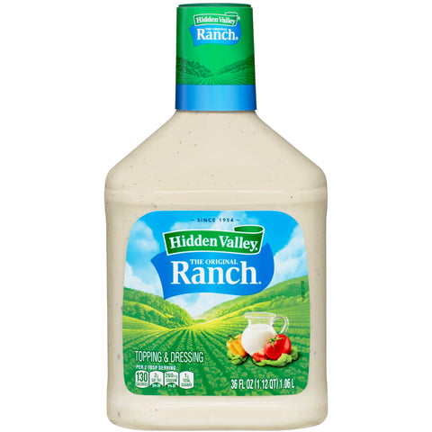 Hidden Valley Original Ranch Dressing (XXL 36fl.oz bottle)