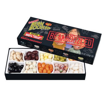 Jelly Belly EXTREME Bean Boozled Gift Box (125g) - A Taste of the States