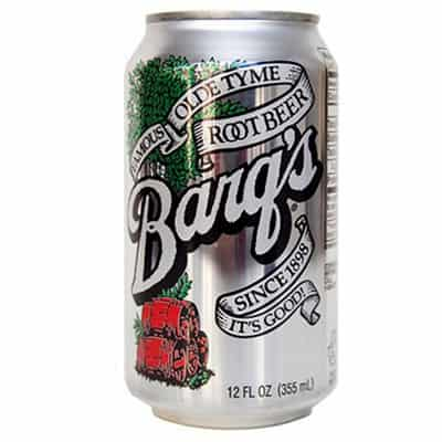 Barq's Root Beer (12fl.oz) - A Taste of the States