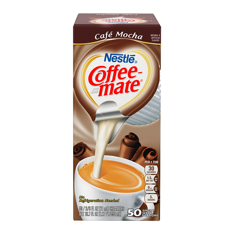 Nestle Coffee-Mate Cafe Mocha (SINGLE SERVE)